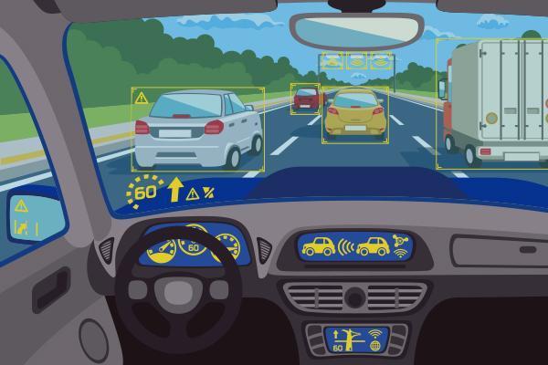 Nuvo-7164GC for Autonomous Driving application