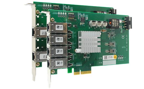 PCIe-PoE354at / 352aT (Neu!)