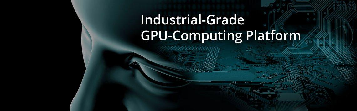 GPU Embedded Computing supporting nVidia® GeForce® GTX 950 / GTX 1050