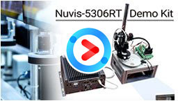 Nuvis 5306RT Live Demo: Time Based Trigger and Position Based Trigger